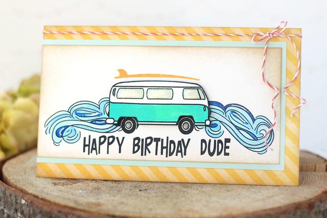 happy birthday, dude