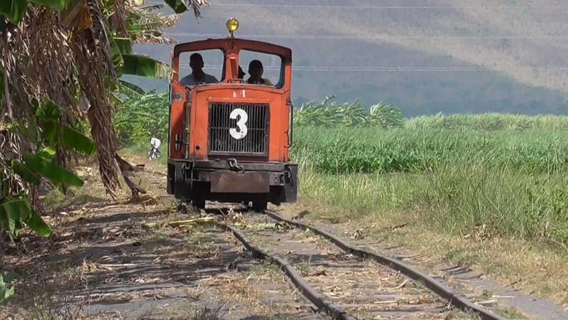 java sugar mill railways