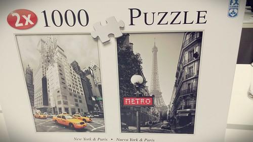 Puzzle'ımız...
