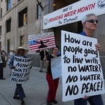 John Nichols: Against austerity: 'Water is a human right'