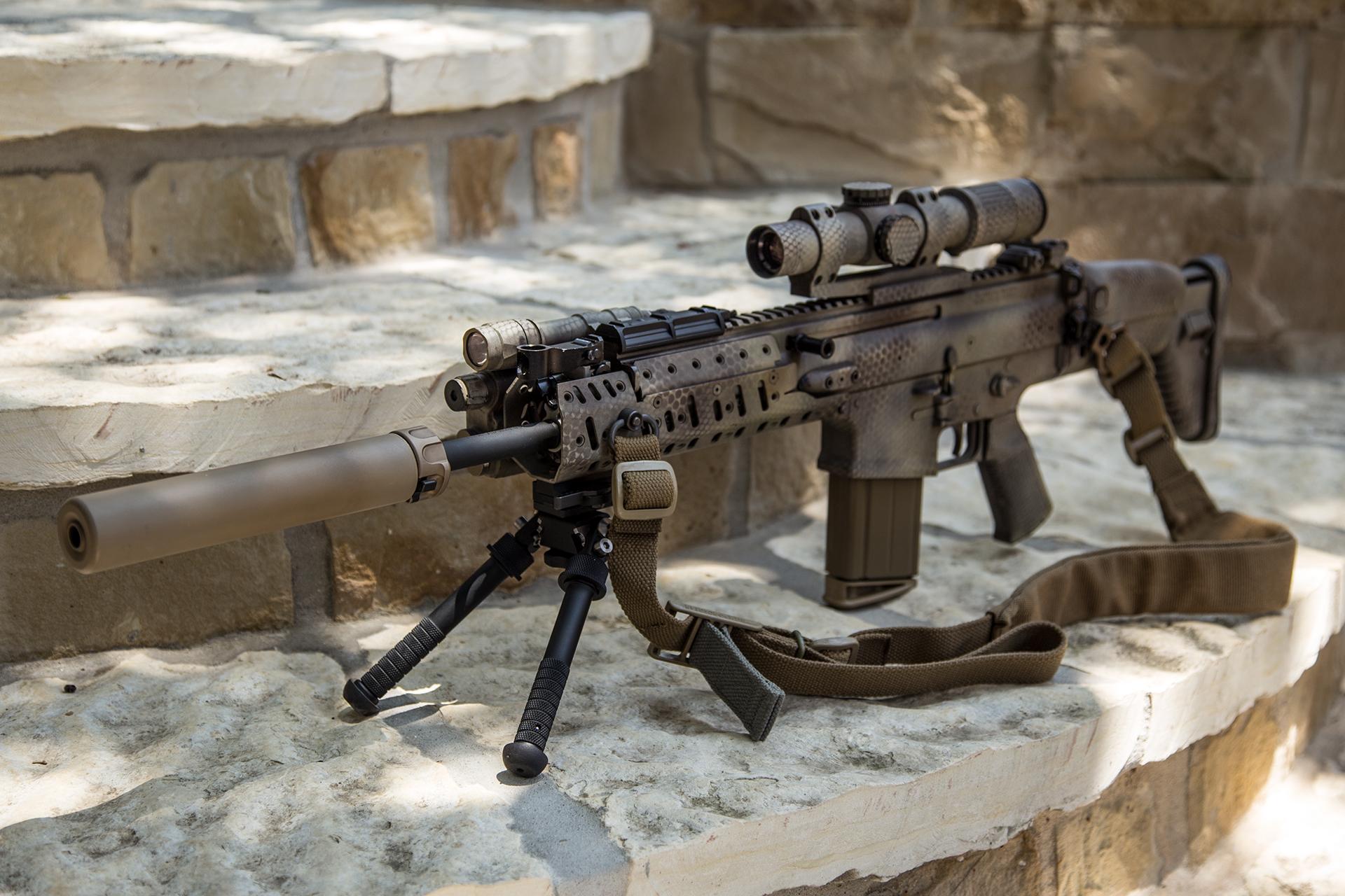 Bipod for scar 17 - AR15 COM