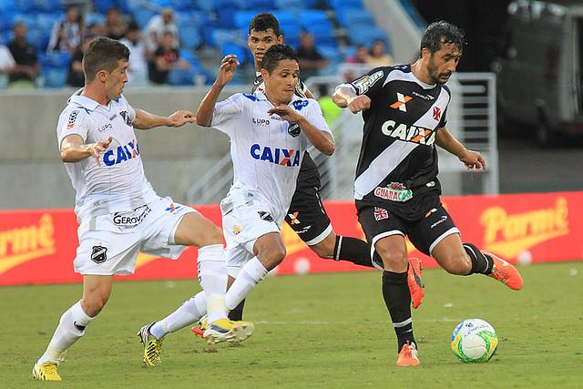 ABC x Vasco - Brasileiro 2014 - Série B