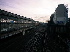 Saint-Lazare railyard