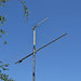 ANOTHER HOT DAY 23RD JULY 2014, TWO & 70 CMS ANTENNAS