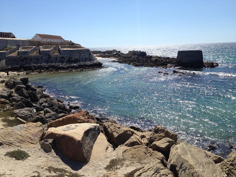 Isla De Las Palomas, the southernmost tip of Iberian Peninsula