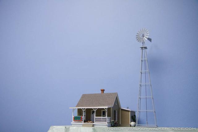 Trackside Modelers - Lone House