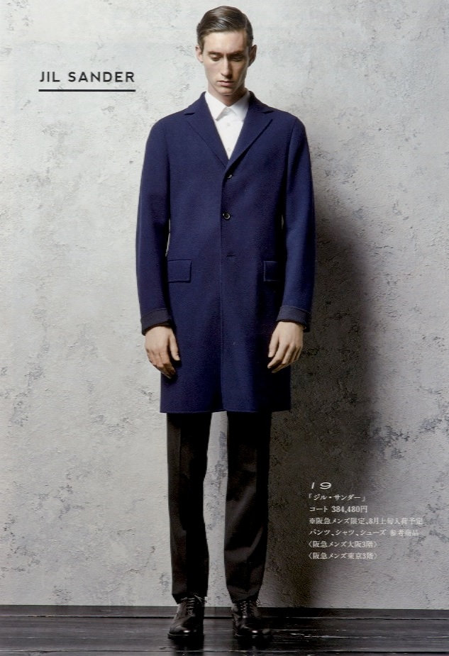 Mathias Bilien0089_HANKYU MEN'S THE STYLE AW 2014(wtokyo)