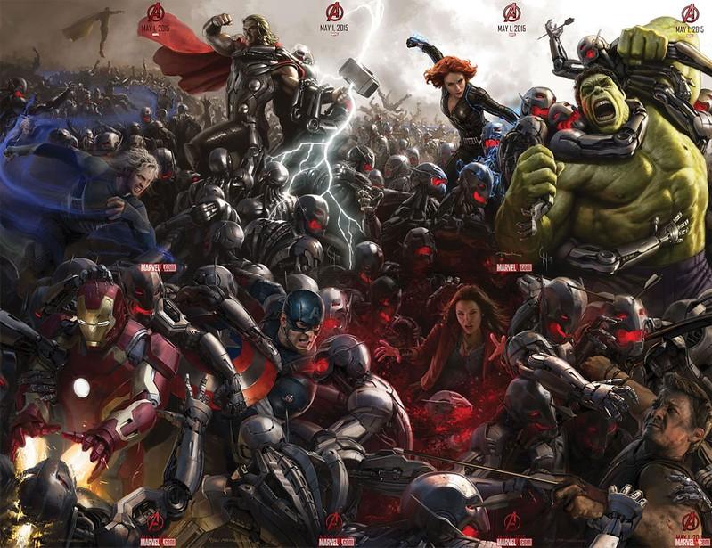 Marvel Cinematic Universe: The Avengers y más. - Página 36 14727788996_924ffb28b0_c