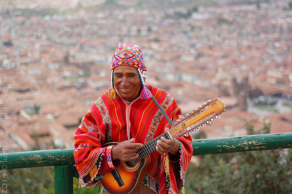 El Condor Pasa Singer