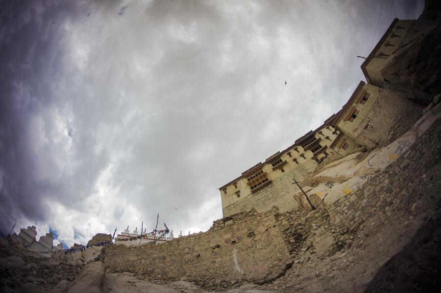 Монастыри Ладакха. Гомпа и Дворц Шей, Ладакх, Индия © Kartzon Dream - авторские путешествия, авторские туры в Ладакх, тревел фото, тревел видео, фототуры