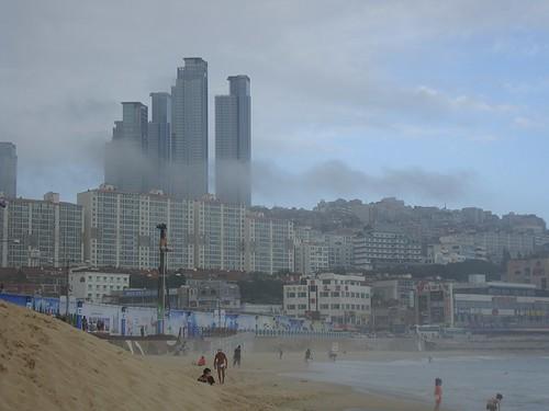 Cloudy Haeundae