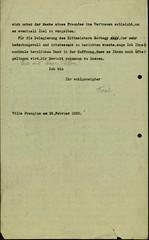 027. Habsburg Károly levele Horthy Miklós altengernagynak