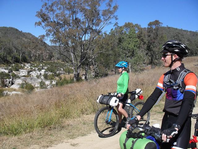 Emu Creek gorge