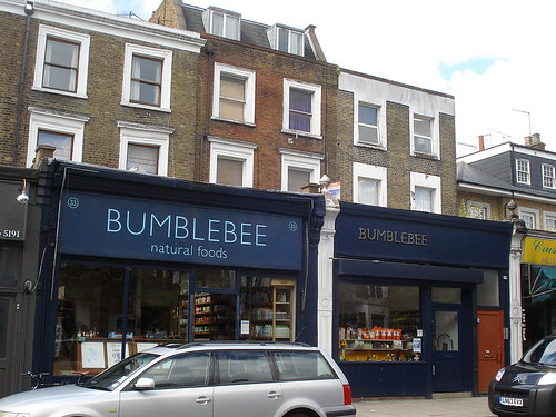 Bumblebee Natural Foods, Holloway, London N7