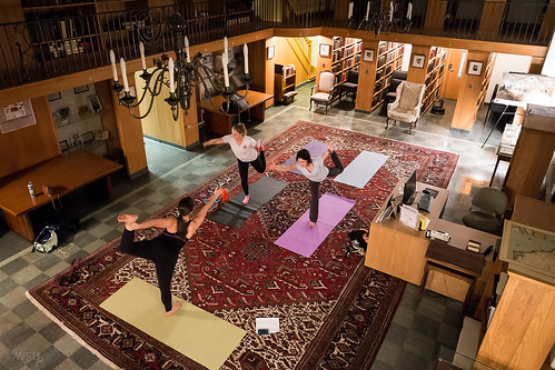 Yoga at ZSR