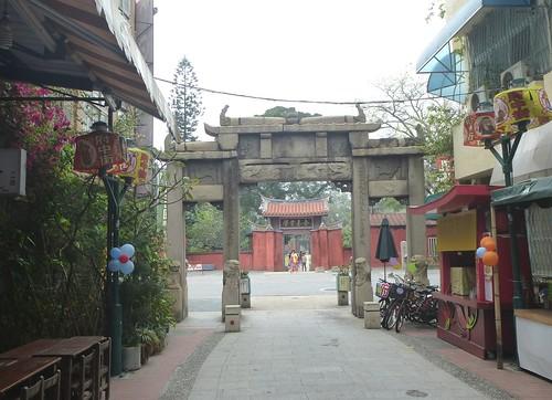 Taiwan-Tainan-Temple Confucius-Culture (3)