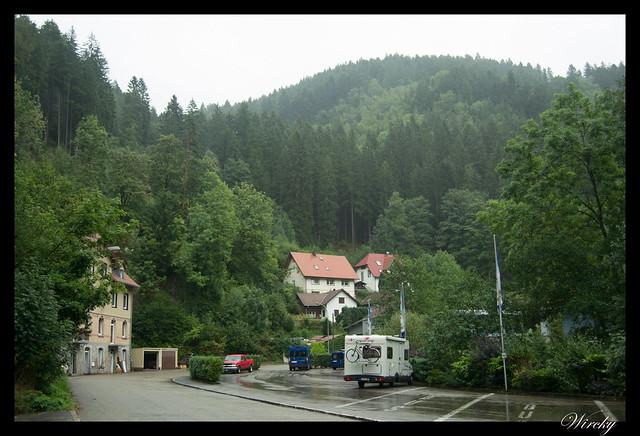 Paisaje de Schonachbach