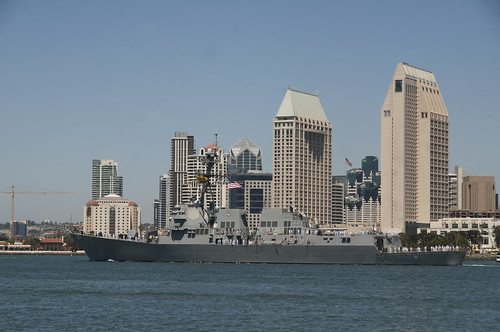 USS Dewey Departs for Deployment