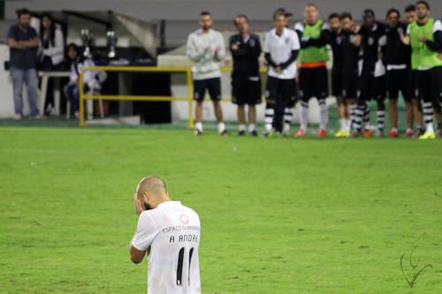 Torneio de Verão: Vitória 2-2 Moreirense (3-4 G.P.)