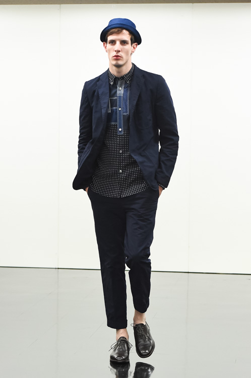 SS15 Tokyo COMME des GARCONS HOMME003_Aaron Vernon(Fashion Press)