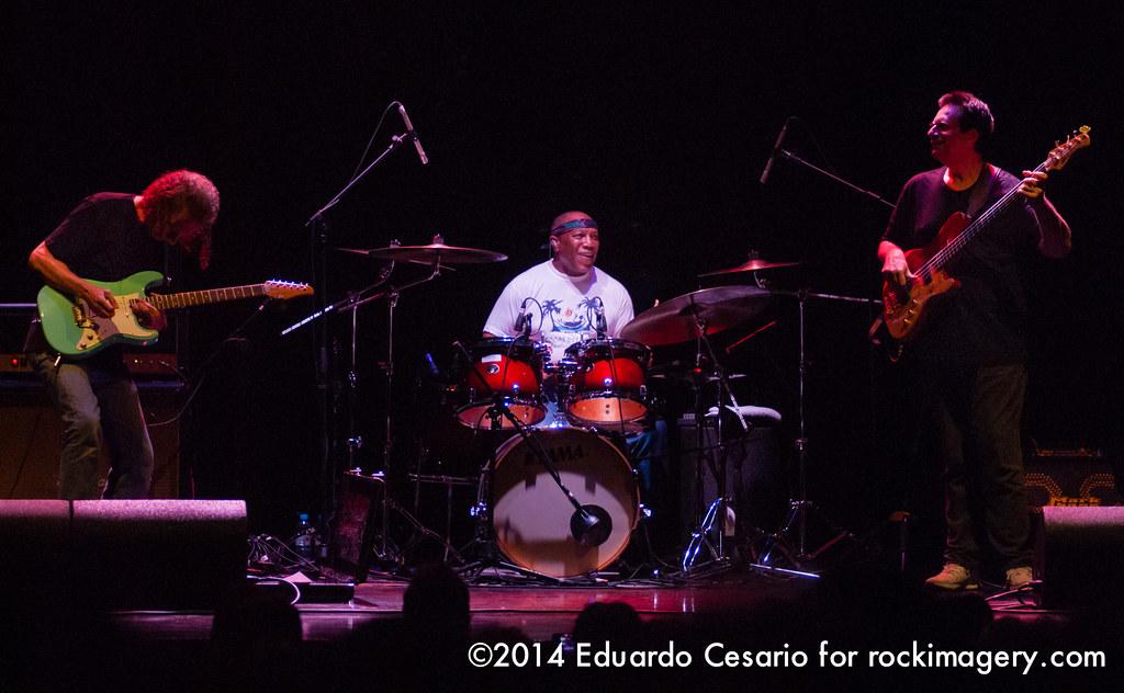 Henderson Berlin Cobham Trio