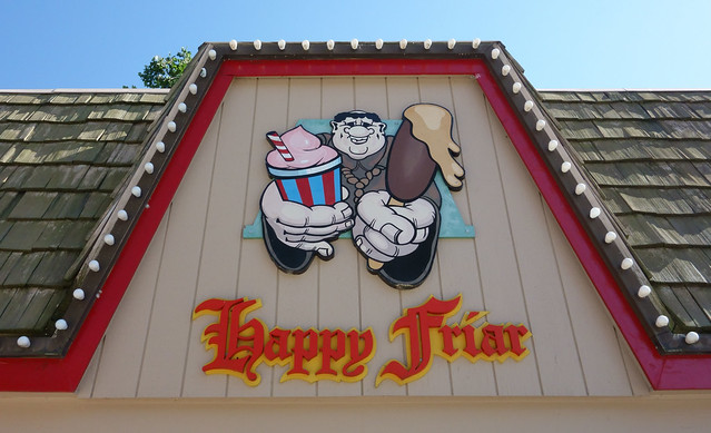 Happy Friar