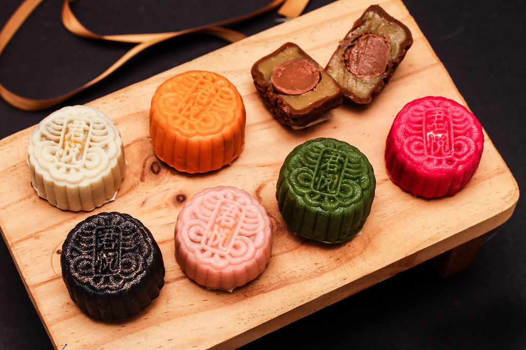 Mooncake Guide 2014: Grand Hyatt