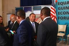 Equatorial Guinea hosts economic forum in Washington, D.C.