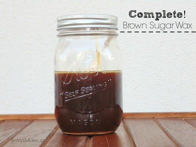 diy-brown-sugar-wax