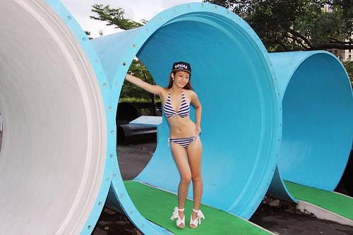 2013 08 台北.公館.自來水博館.凱薩琳.外拍