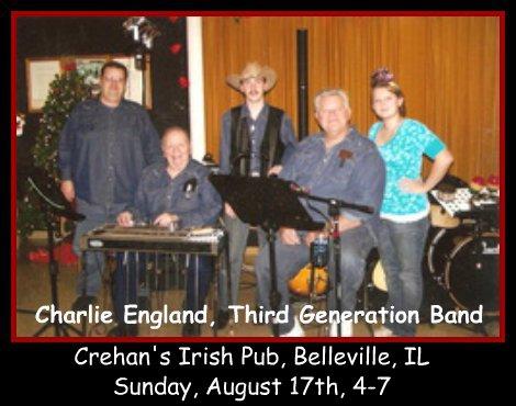 Charlie England 8-17-14