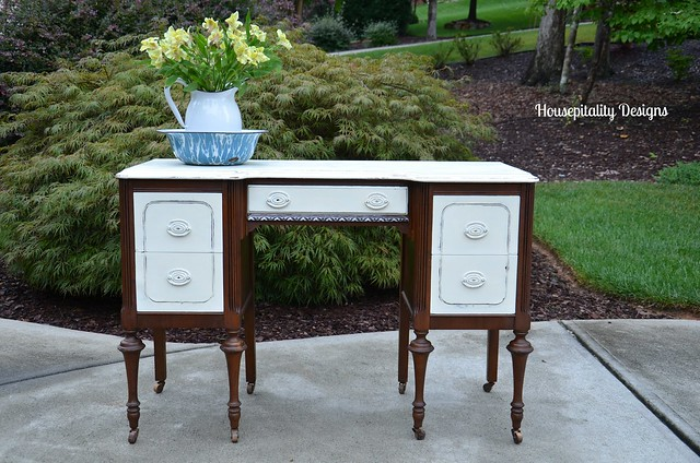 Vintage Thomasville Desk