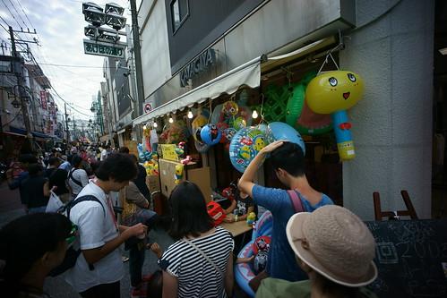 おおぐち納涼夜店2014