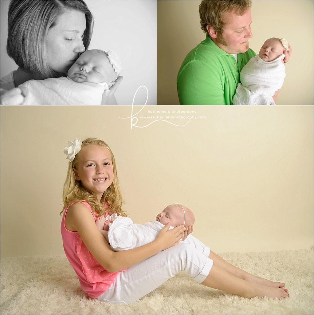 Beautiful Fayetteville NC Newborn Photographer