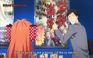 Gekkan Shoujo Nozaki-kun Episode 7 Image 5