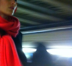 The Red Scarf ~ iPhoneMania ~  Paris ~ MjYj