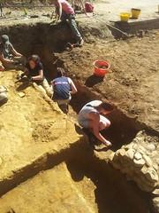 Scavi archeologici Badia Pozzeveri Fieldschool 2014