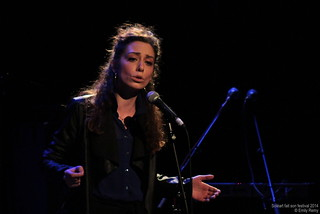 Paloma Pradal au Studio de l'Ermitage