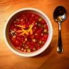 Watermelon gazpacho at 511 - good stuff