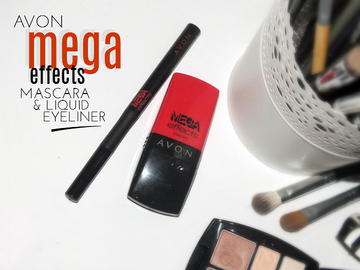avon mega effects mascara and liquid eyeliner  (1)