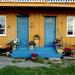 Small photo of Summer house at Gressholmen