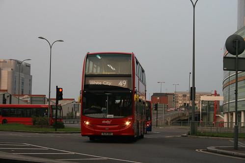 Abellio London 2459 on Route 49, White City