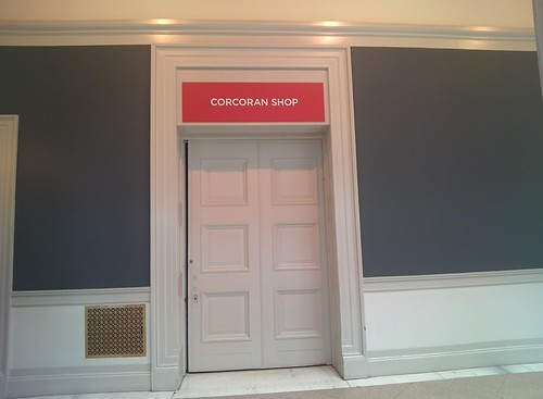 Corcoran Shop, Closed
