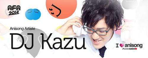 AFA14_DJ_Kazu