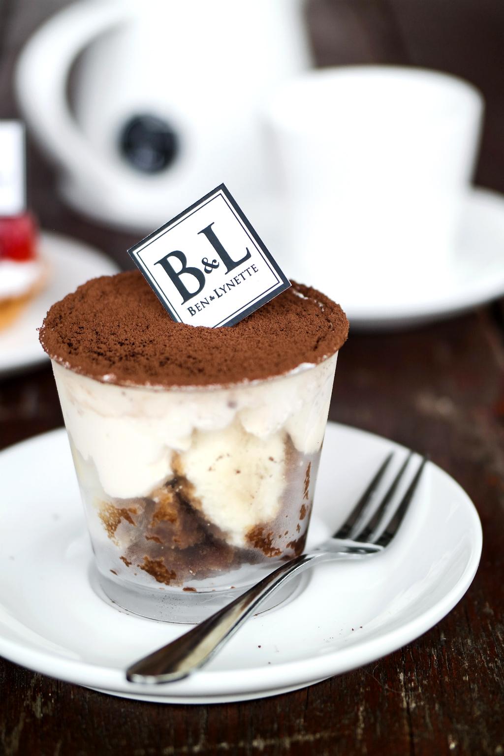 怡保咖啡馆:Ben&Lynette