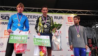 Jizerskou 50 RUN vyhrál Magál. Závod přilákal 700 běžců
