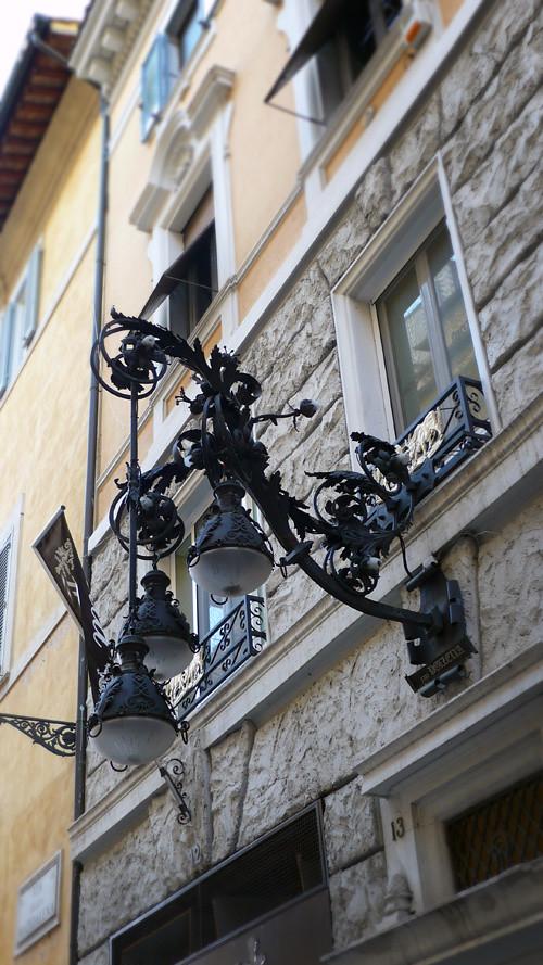 Piazza della Maddalena Lamps