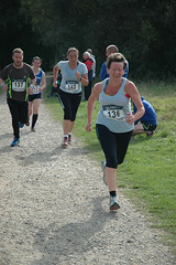 2014 Blackleach Country Park 5-Mile Trail Race