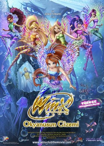 Winx Club: Okyanusun Gizemi - Winx Club: Il Mistero Degli Abissi (2014)