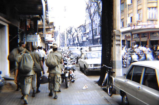 SAIGON 1969-70 - Đường Tự Do